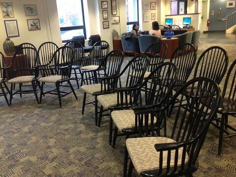 Intimate Theater - 16 seats