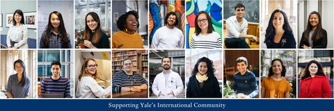 Supporting Yale's International Community Spotlight