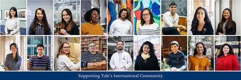 Supporting Yale's International Community Spotlight