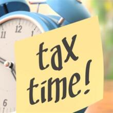 Event image for Sprintax Nonresident Tax Webinar