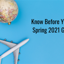 Event image for Know Before You Travel: Spring 2021 Graduates