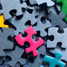 Event image for LGBTQIA+ Jigsaw Mixer