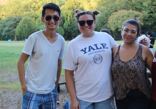 Event image for Outdoor Summer Social for New Scholars