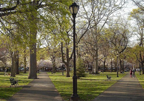 Event image for Wooster Square Walk & Outdoor Games