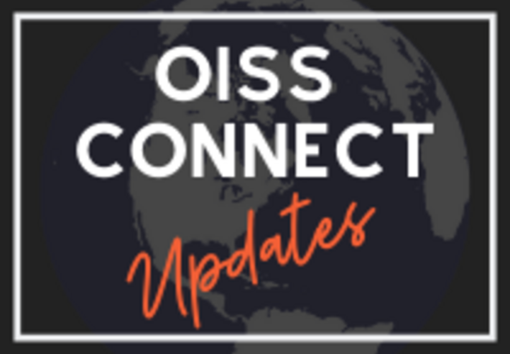 OISS Connect Updates