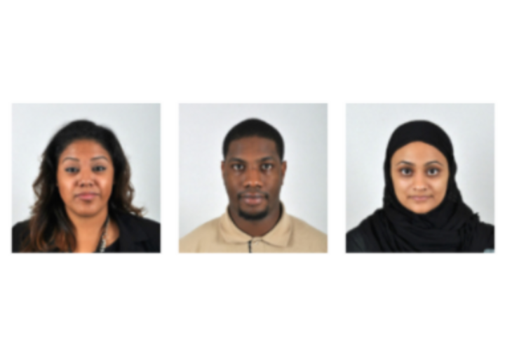 Passport-style photos