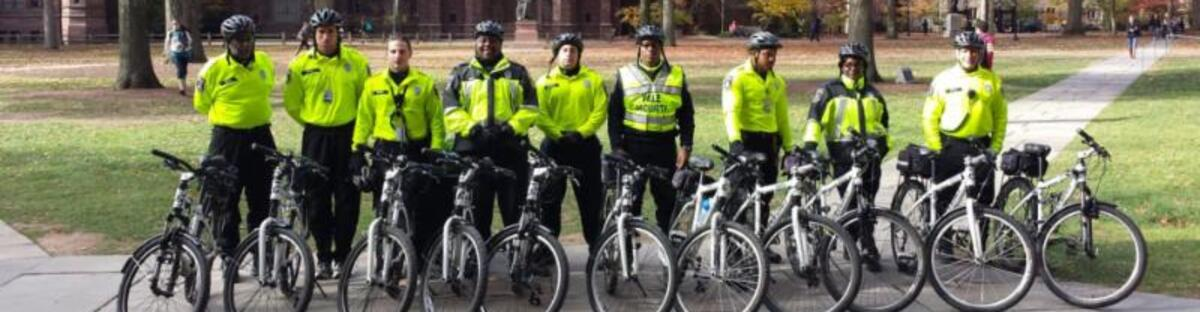 Yale Security Bike Force
