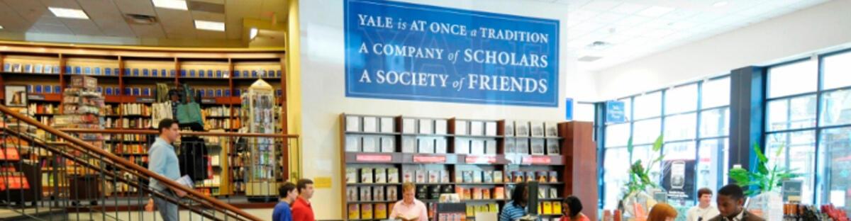 Yale Barnes & Noble Co-op