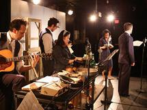 Yale Cabaret band