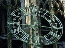 A clocktower