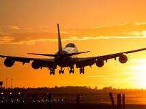 Pane landing