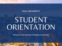 Student orientation slide