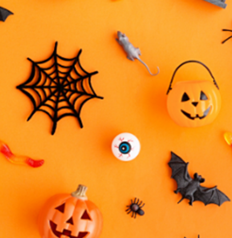 Event image for Ghosts, Goblins, Candy & Spooky Traditions: Halloween in the U.S.