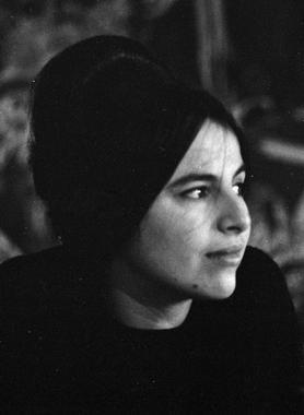 Portrait of Eva Hesse