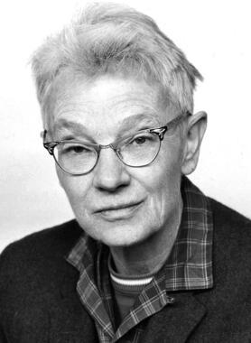 Potrait of Grace Evelyn Pickford