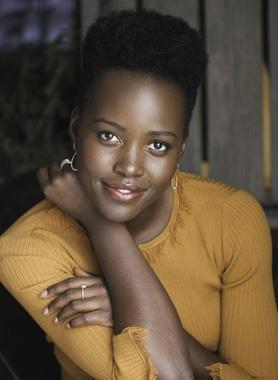 Portrait of Lupita Nyong'o