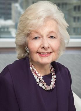 Margaret Marshall portrait