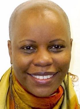 Portrait of Rose Clarke Nanyonga
