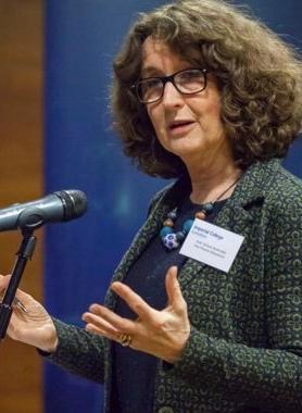 Portrait of Simone Buitendijk
